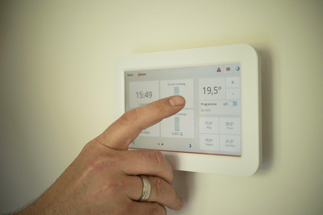 appareils de contrôle chauffage